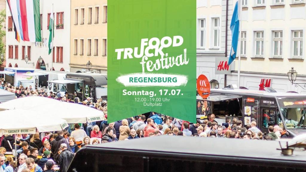 Food Festival Regensburg
