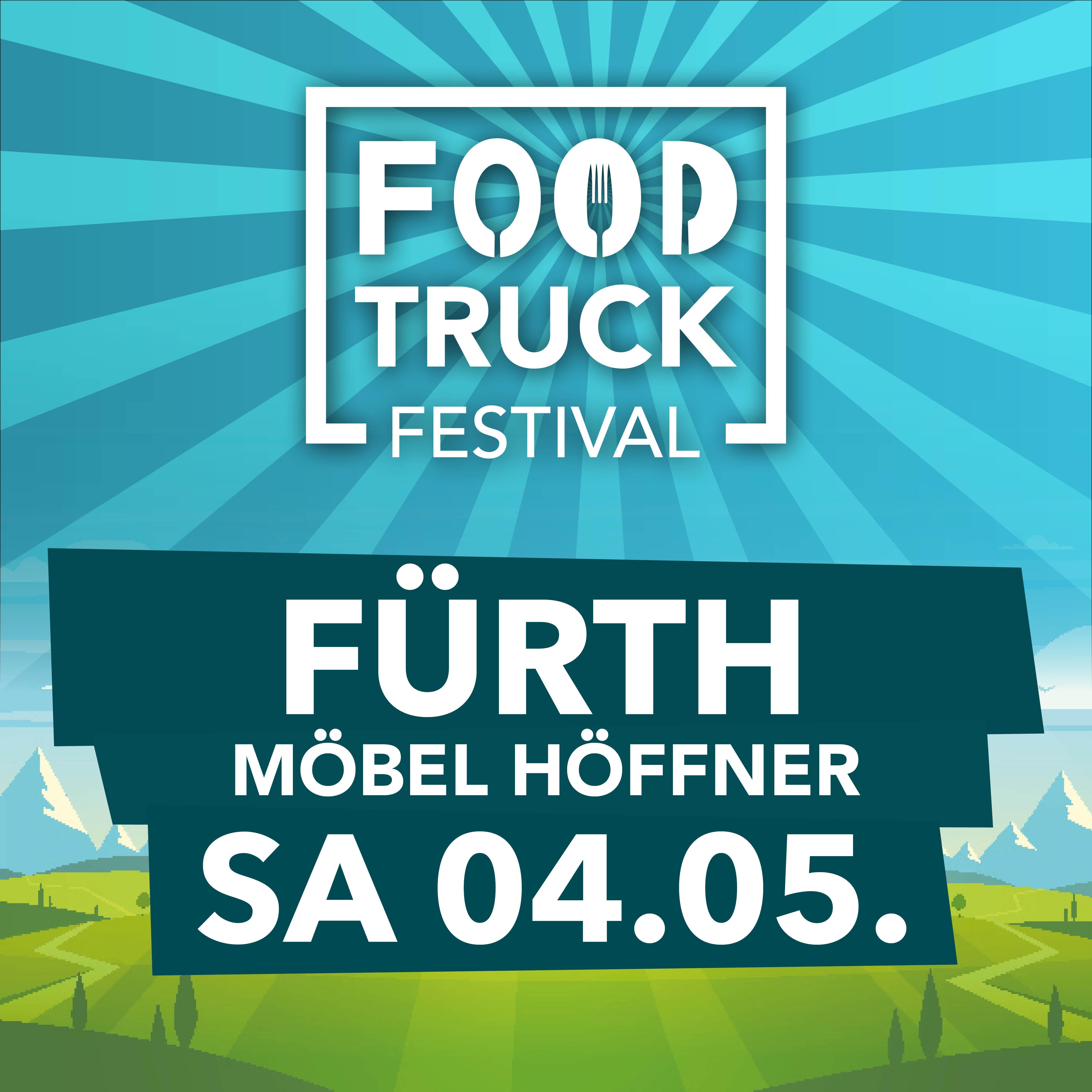Foodtruck Festival Fürth 2019 Foodtruck Festivals